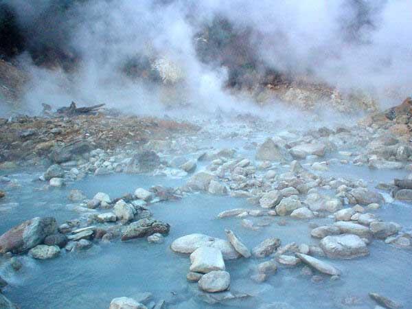 山之城温泉