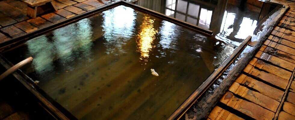 横向温泉 下の湯 滝川屋旅館 イメージ