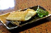 壺鯛の焼き魚
