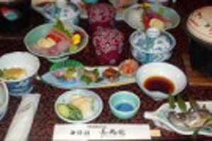2002年本館の夕食