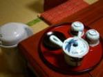 茶菓子・お茶セット