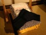 浴衣・大小タオル