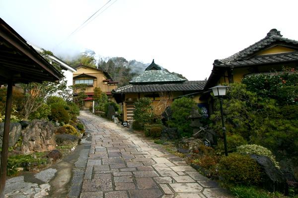 鉄輪温泉 神和苑2