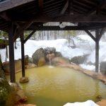 平湯温泉 平湯民族館 平湯の湯