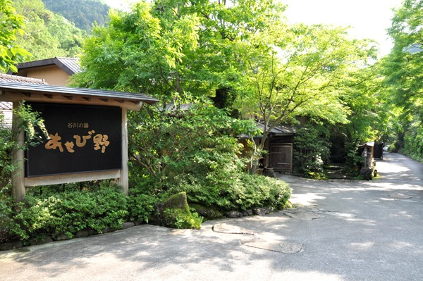 湯ヶ島温泉 あせび野2