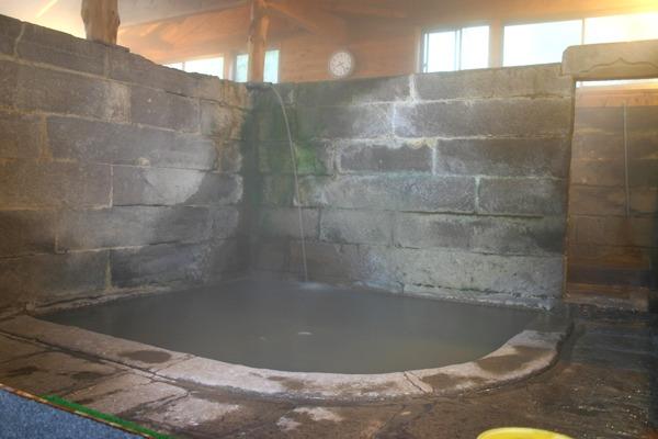栗野岳温泉 南州館 温泉を楽しむ