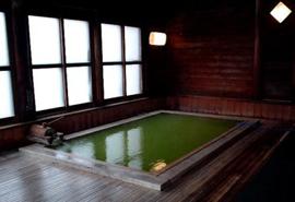 熊の湯温泉-熊の湯温泉ホテル 温泉を楽しむ