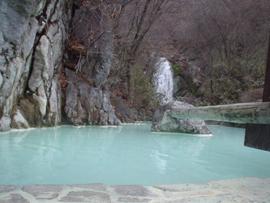 赤川温泉-赤川荘-温泉を楽しむ