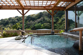 観音温泉温泉を楽しむ
