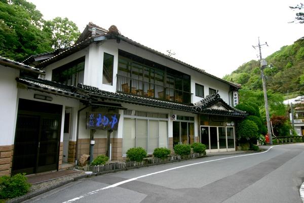 湯抱温泉 中村旅館1