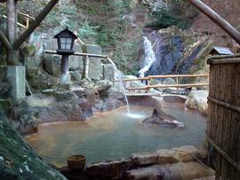 垂玉温泉-山口旅館 温泉を楽しむ