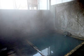 鹿沢温泉-紅葉館 温泉を楽しむ