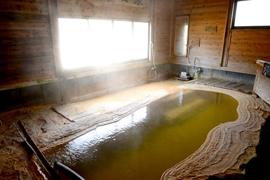長湯温泉-郷の湯旅館-温泉を楽しむ