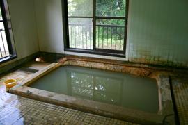 湯倉温泉-共同浴場 温泉を楽しむ