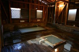霧島湯之谷温泉-湯之谷山荘 温泉を楽しむ
