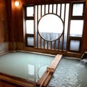 宿泊者限定 温泉を楽しむ