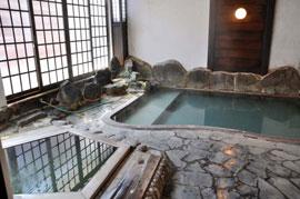 鳴子温泉-ゆさや旅館 温泉を楽しむ