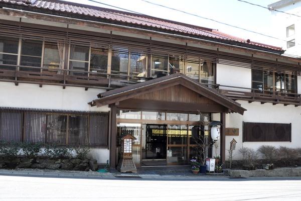 鳴子温泉 ゆさや旅館1