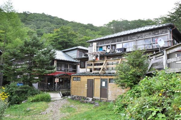 三斗小屋温泉 煙草屋旅館1