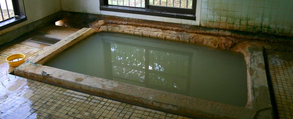 湯倉温泉-共同浴場イメージ