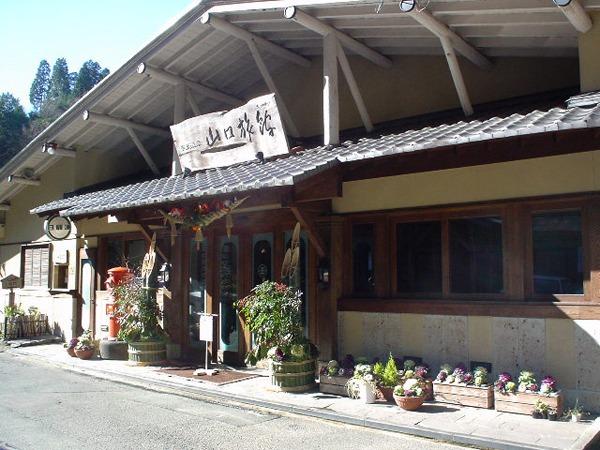 垂玉温泉 山口旅館1