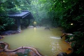 筌の口温泉-新清館-温泉を楽しむ