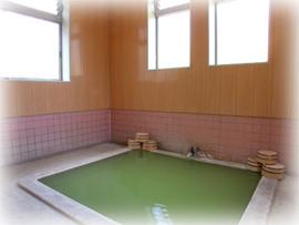 鳴子温泉-西多賀旅館 温泉を楽しむ