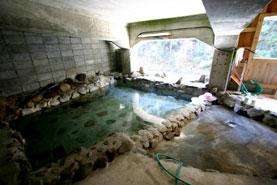 上湯温泉 神湯荘温泉を楽しむ