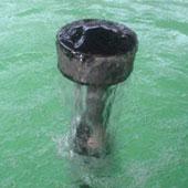 ヌルヌルの温泉