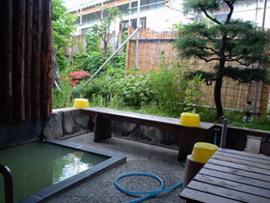 沼倉旅館 温泉を楽しむ