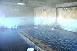 洞輪沢温泉 温泉を楽しむ