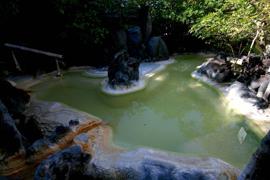 弓ヶ浜温泉-湯楽亭 温泉を楽しむ