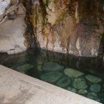 木賊温泉 岩風呂