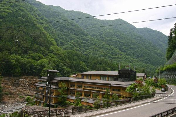 西山温泉 慶雲館25