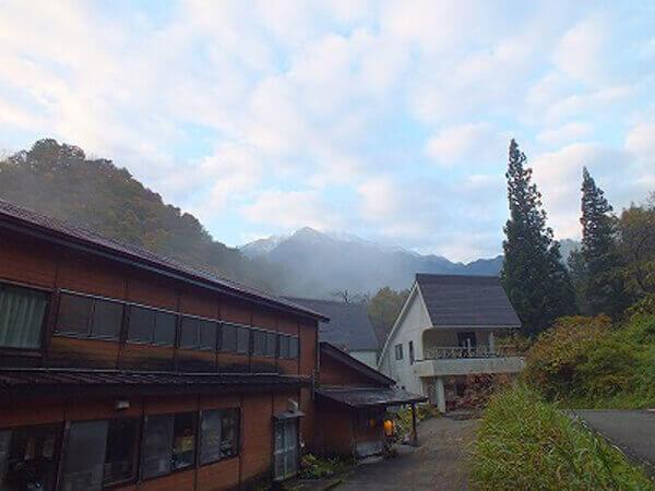 駒の湯温泉 駒の湯荘 外観