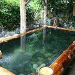 奈良田温泉 七不思議の湯/銀河の湯