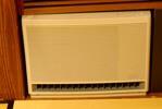 暖房も各部屋にあり