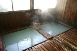 那須湯本温泉 雲海閣  温泉を楽しむ
