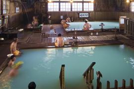 八甲田温泉郷-酸ヶ湯温泉温泉を楽しむ