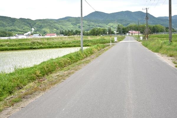濁川温泉 新栄館前