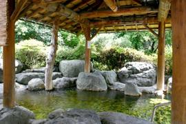 山口温泉-温泉を楽しむ