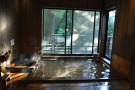 毒沢鉱泉-神乃湯 温泉を楽しむ