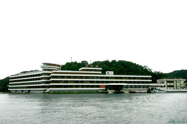 南紀勝浦温泉 ホテル中の島1