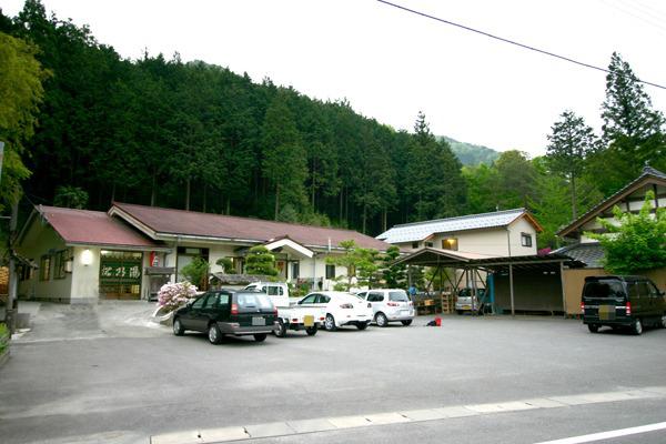 木部谷温泉 松の湯1
