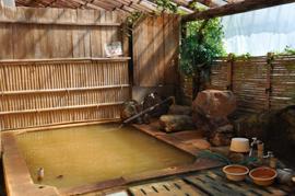 南蔵王温泉-湯々里ミートランド 温泉を楽しむ
