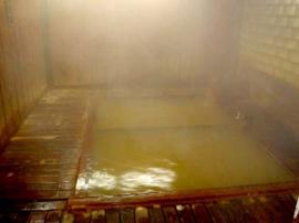 渋温泉-共同湯 温泉を楽しむ