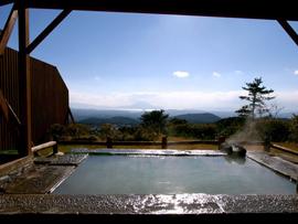 霧島温泉-旅行人山荘 温泉を楽しむ