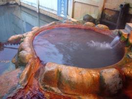 大丸旅館外湯-ラムネ温泉館-温泉を楽しむ