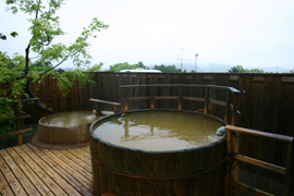三瓶温泉-国民宿舎さんべ荘-温泉を楽しむ