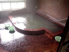 柚木慈生温泉 温泉を楽しむ